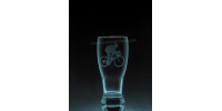 SPO-cycliste homme - NOM - 1 verre - prix basé sur le verre à vin 20oz