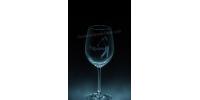 SPO-Golfeur homme et femme - Ensemble de 2 verres - prix basé sur le verre à vin 20oz