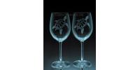 ANI-SM-Tortue - 1 verre - prix basé sur le verre à vin 20oz