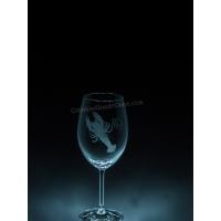 ANI-SM-homard - 1 verre - prix basé sur le verre à vin 20oz